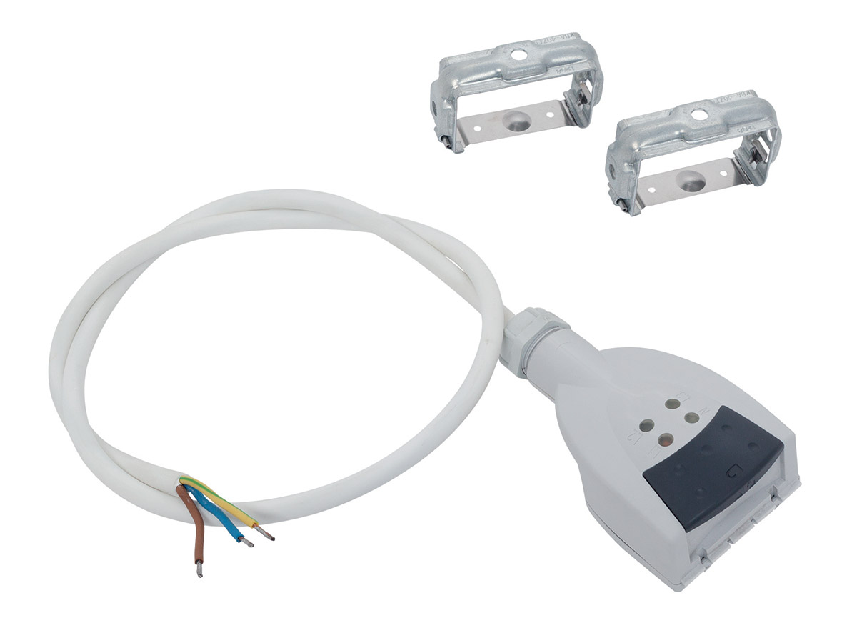 Canalis busbar system connector